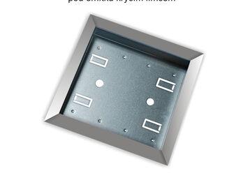 Montážní krabice pod omítku MK-CDN-2HL