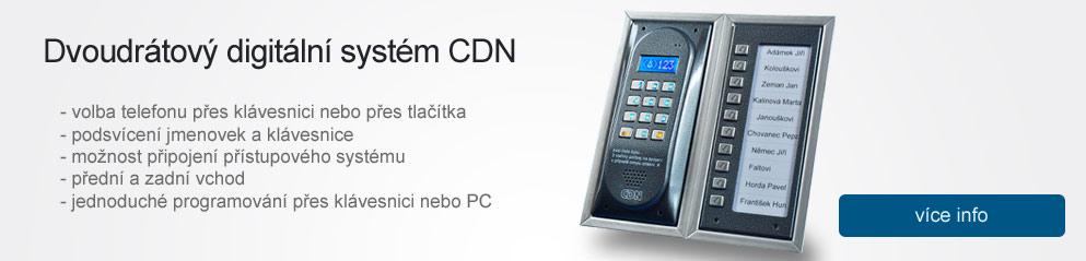 Digitální systémy CDN